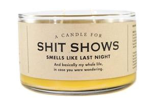 Shit Shows Candle