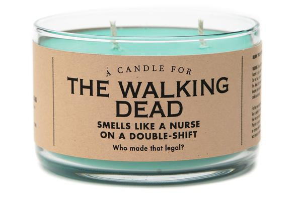 The Walking Dead Nurse Candle