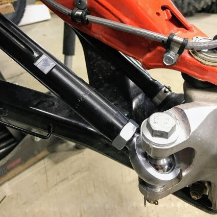 ZRP Can Am X3 Desert Series Tie Rods