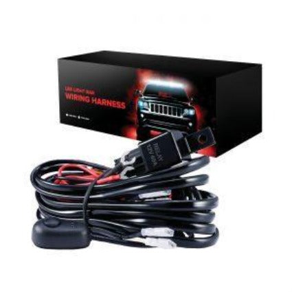 Sector Seven LED Light bar wiring harness kit