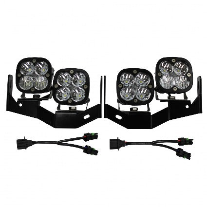 Polaris RZR 900 Headlight Kit 11-14 Pro Baja Designs