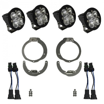 Can-Am Headlight Kit 13-16 Maverick/11-16 Renegade Kit Unlimited Baja Designs