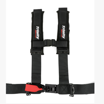 Trinity Racing 4 POINT 3-INCH SEWN HARNESS TR-H401