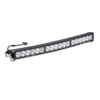 30 Inch LED Light Bar Driving Combo Pattern OnX6 Arc Series Baja Designs