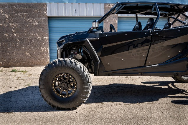 HCR Racing Polaris RZR XP 1000 Series Mid-Travel Suspension Kit