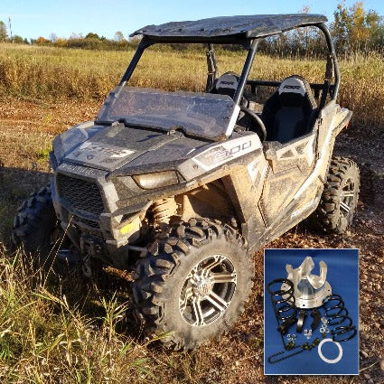 "Dalton Industries 2016-2018 Polaris 900cc RZR models, For 26-27"" Tires Clutch Kit 2 Seat"