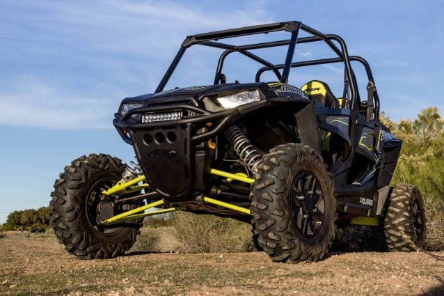 Addictive Desert Designs ADD F8635417201NA Stealth Front Bumper Polaris RZR XP 1000 2014-2016