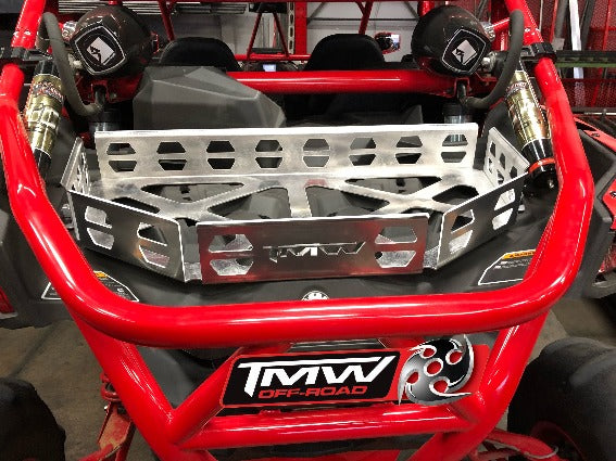 TMW CanAm X3 Cooler / Tool / Utility Rack