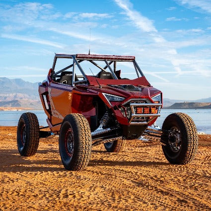 HCR Polaris RZR Pro XP Dual Sport Long-Travel Suspension Kit RZR-07400