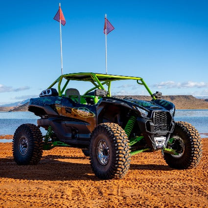 HCR Kawasaki Teryx KRX1000 Long-Travel Suspension System KAW-05400
