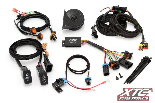 XTC Can-Am Maverick Sport/Trail Self-Canceling Turn Signal System with Horn