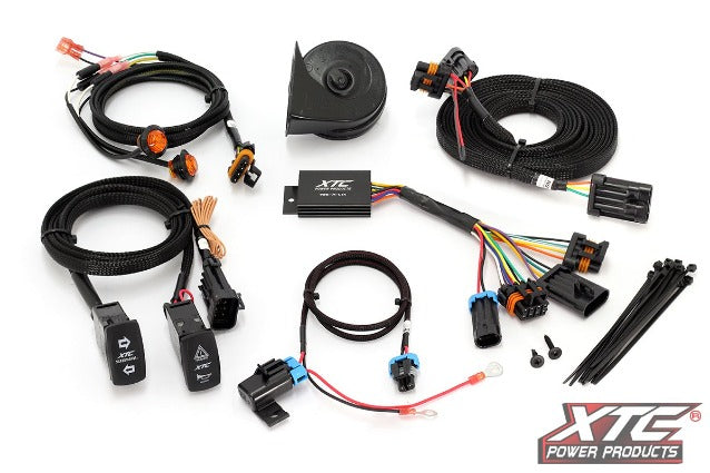 XTC Polaris General 1000 Self-Canceling Turn Signal System with Horn