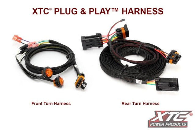 Polaris RZR XP Turbo S and 19+ XP 1000/Turbo Self-Canceling Turn Signal System with Horn