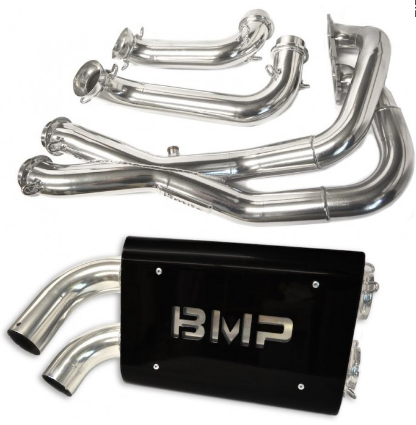 BMP RZR 1000 S & GENERAL FULL X-PIPE EXHAUST