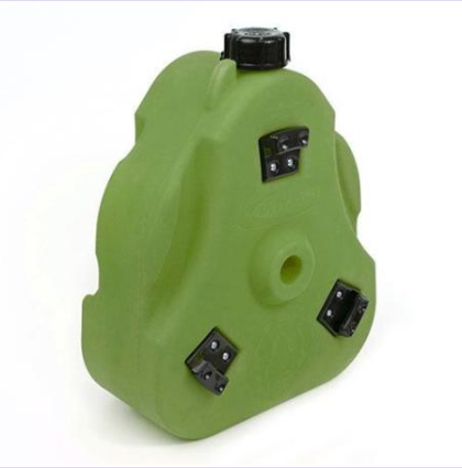 Daystar Rocker Switch - Green KU80012