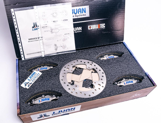 Can Am X3 Big Brake Kit by J Juan