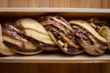 Load image into Gallery viewer, Chocolate, Hazelnut & Cookie Crumb DIY Babka Kit (FREE DELIVERY)