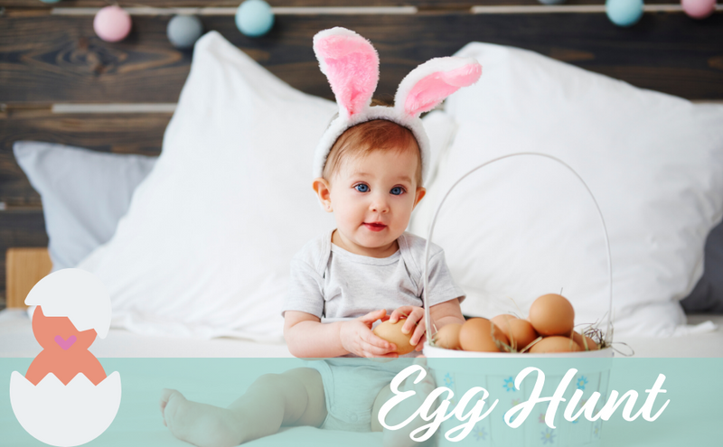 Easter activities to keep you and your baby busy
