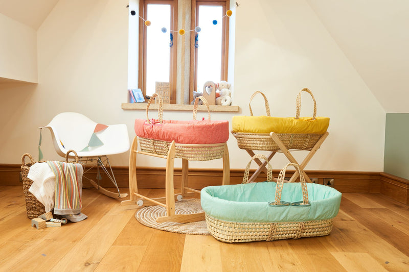 20% off Colour Pop Palm Moses baskets!