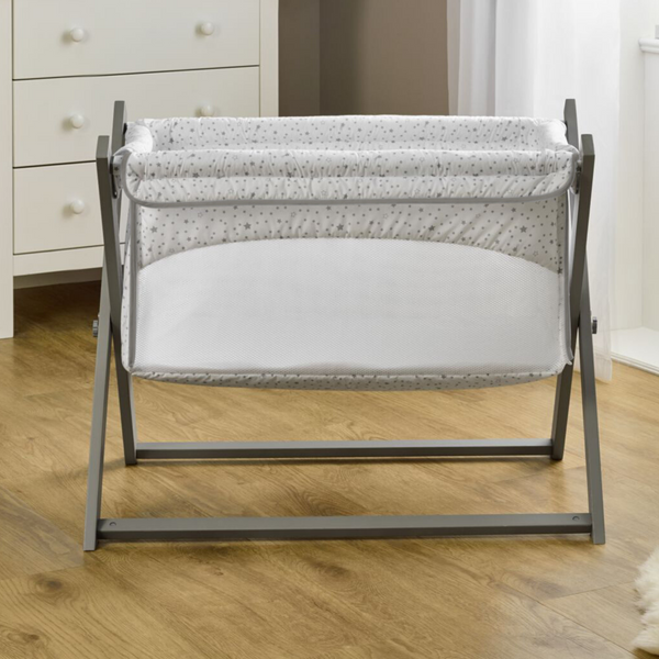The Folding Breathable Crib is Back in Stock!