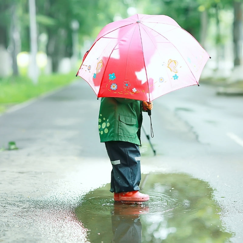 Stay Dry & Cosy - Ready for Walks with the Family!