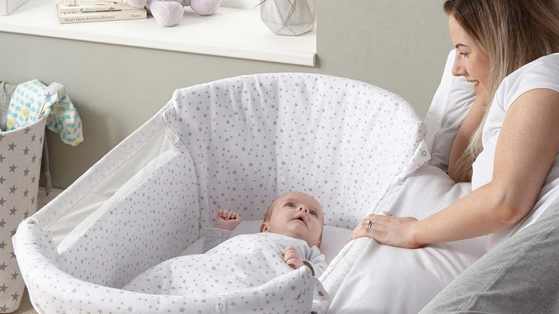 Our Bedside Crib Wins Gold at the Mother & Baby Awards!