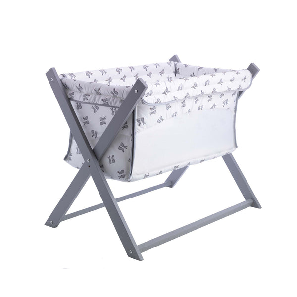 Rachel Riley Bunny Folding Breathable Crib