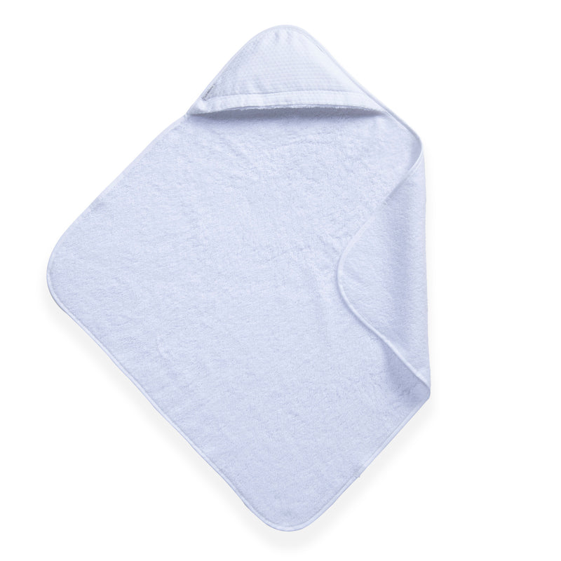 Cotton Dream Hooded Towel - White