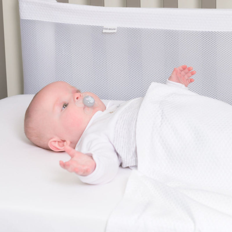Cotton Dream 2 Pack Breathable Bumpers