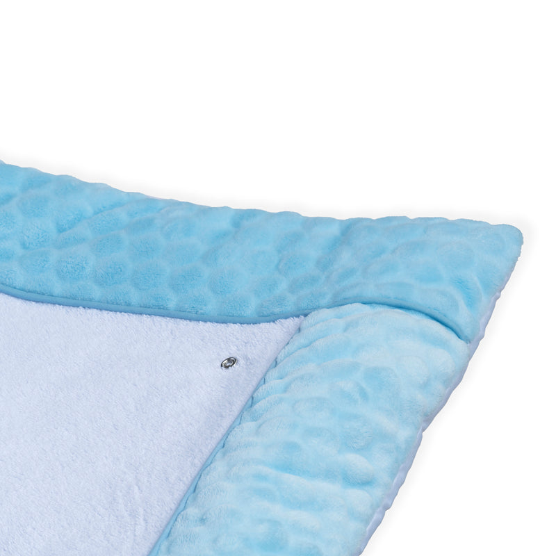 Marshmallow Changing Mat in Blue