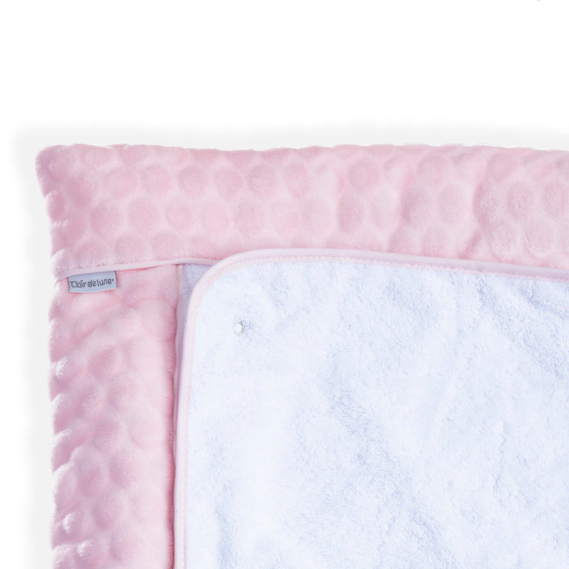Marshmallow Changing Mat in Pink