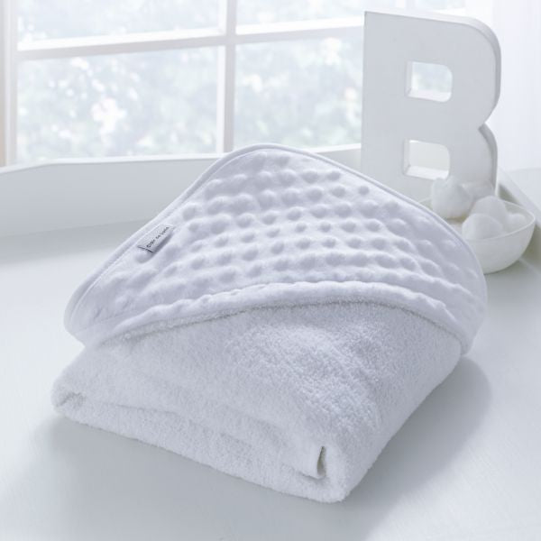 Dimple Hooded Towel
