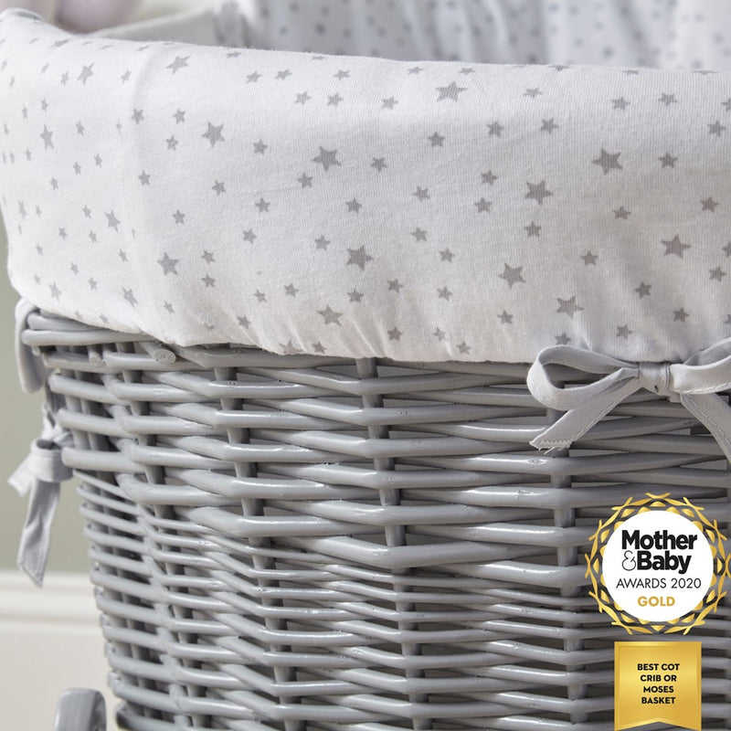 Clair de Lune Award Winning Bedside Crib