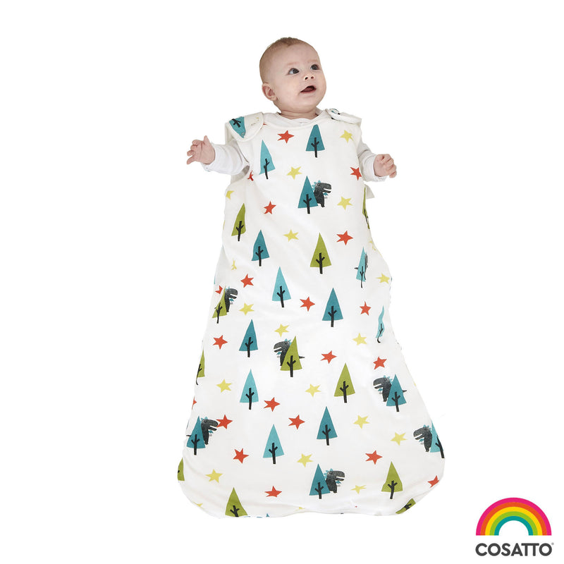 Cosatto Dragon Kingdom Baby 2.5 Tog Sleeping Bag - 0-6 Months