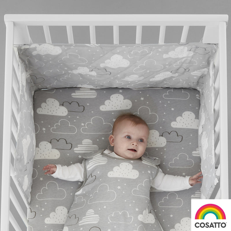 Cosatto Fairy Clouds Cot Bumper