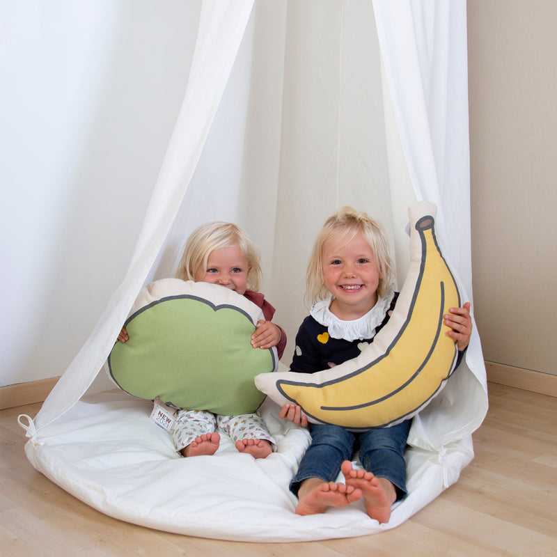 Childhome Hanging Canopy Tent with Playmat