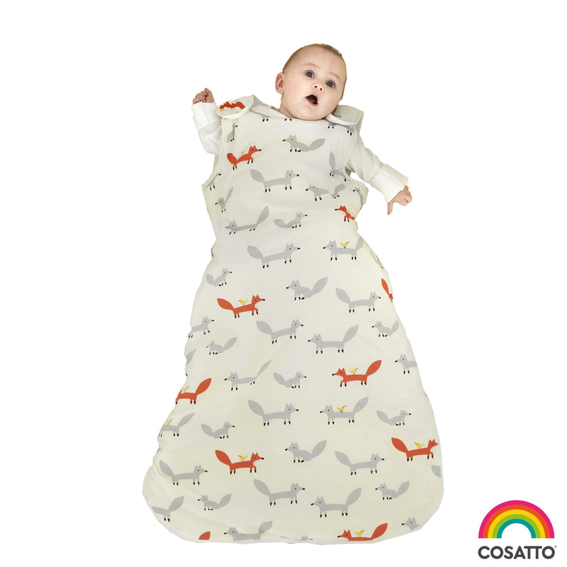 Cosatto Mister Fox Baby 2.5 Tog Sleeping Bag - 6-18 Months