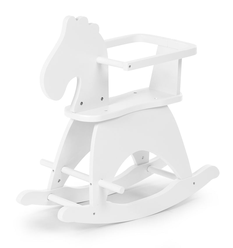 Childhome White Rocking Horse