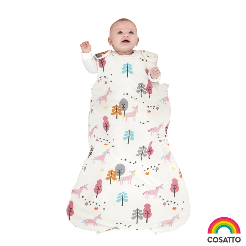 Cosatto Unicornland Baby 2.5 Tog Sleeping Bag - 0-6 Months