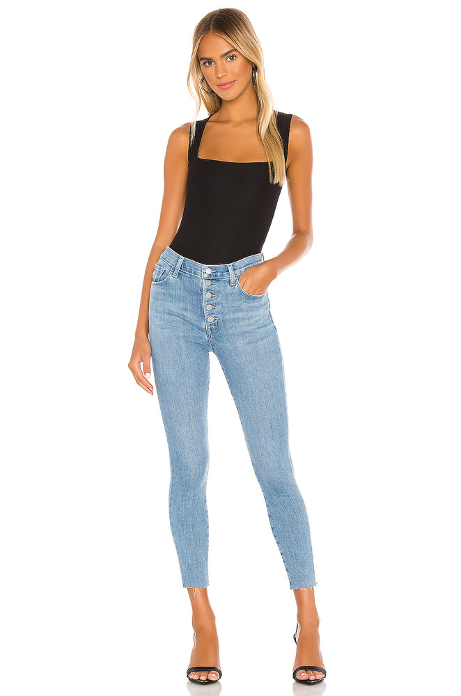 Load image into Gallery viewer, Lillie High Rise Cropped Skinny Denim