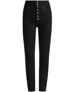 Load image into Gallery viewer, Katherine Corset Waist High-Rise Skinny