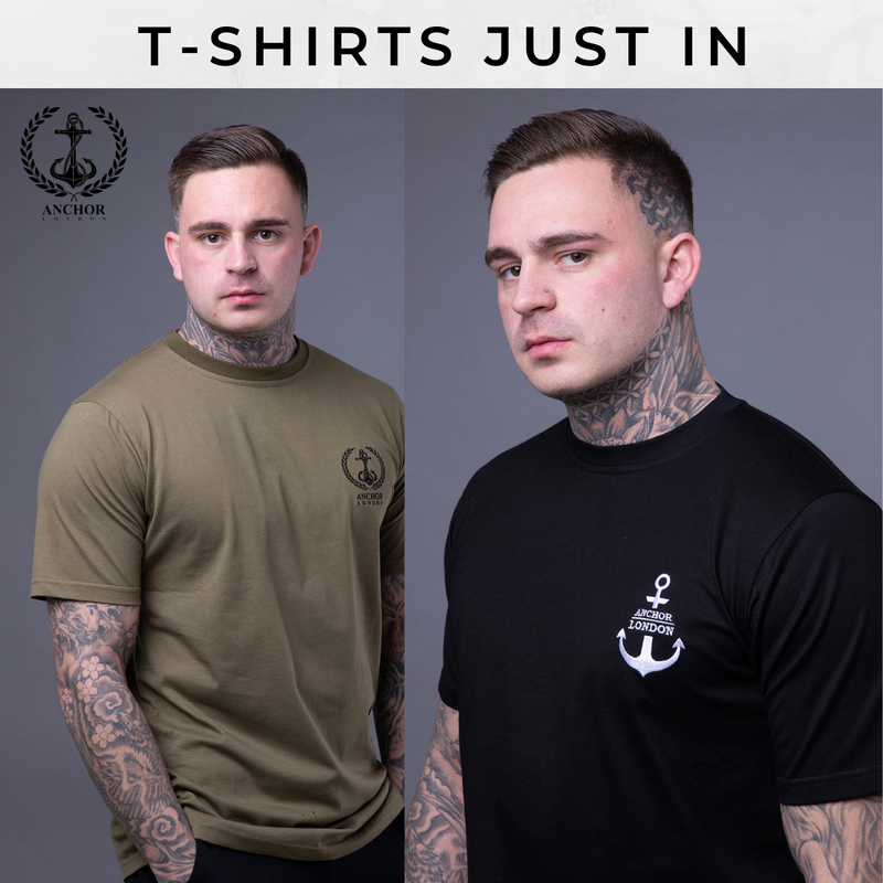 Anchor London T-Shirts available