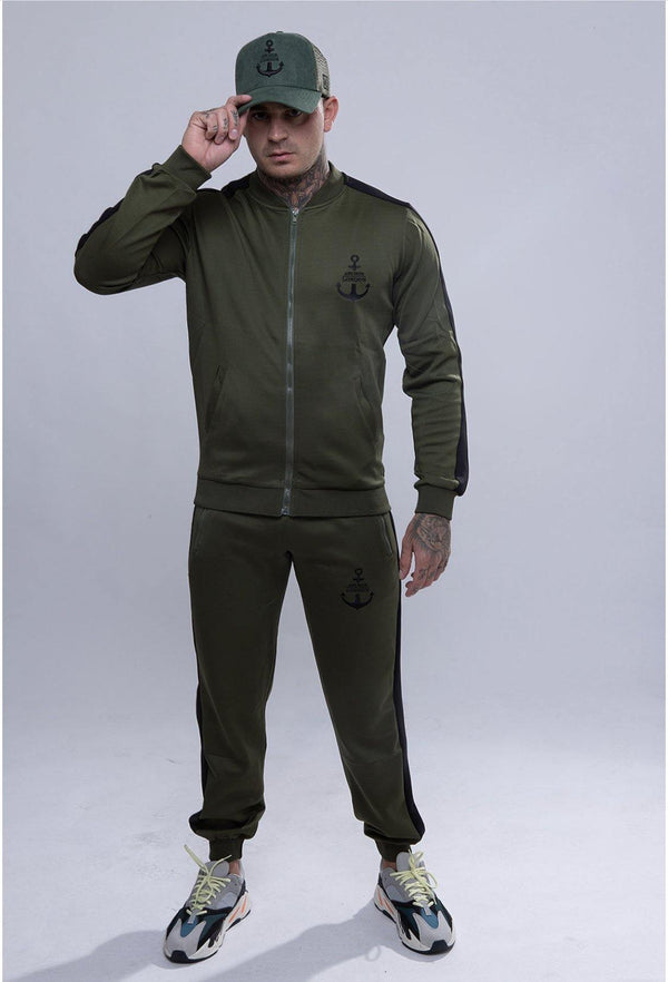 Anchor London Tracksuit Green - Anchor London
