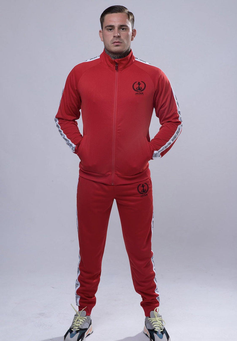 Anchor London Tracksuit Red - Anchor London