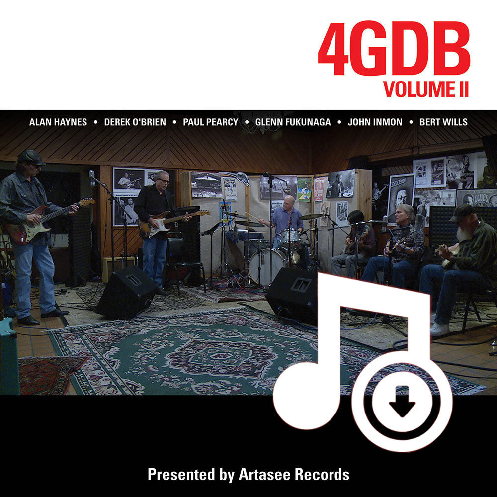Artasee Presents: 4GDB Vol II Digital Download