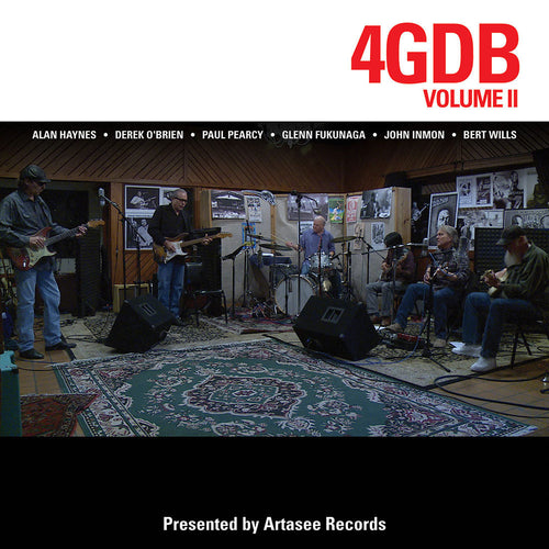 Artasee Presents: 4GDB Vol II