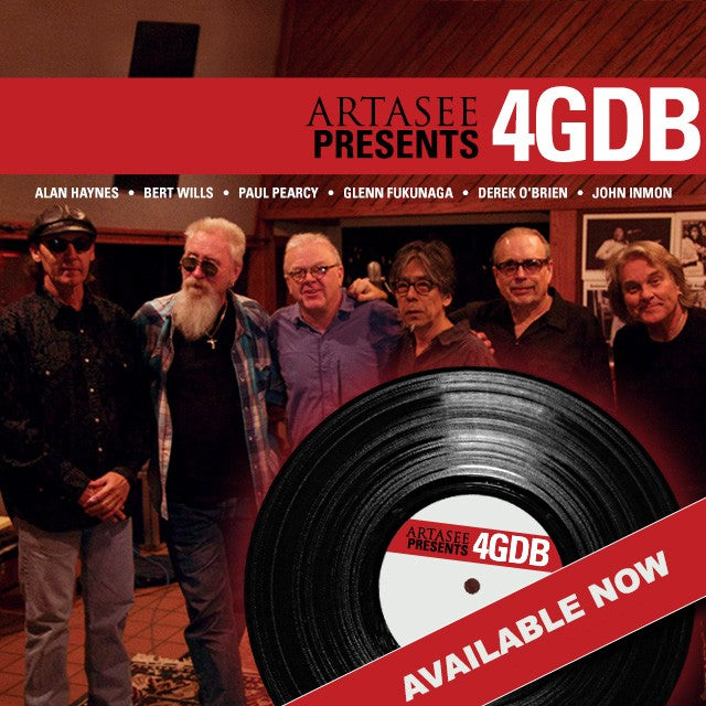 Artasee Presents: 4GDB Vinyl     ** Includes Master Sleeves**