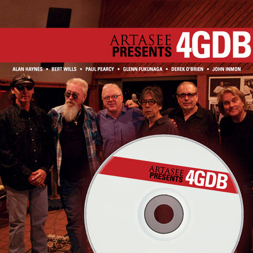 Artasee Presents: 4GDB CD