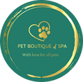MY DOG LOVES ME MAGNET | Pet Boutique & Spa