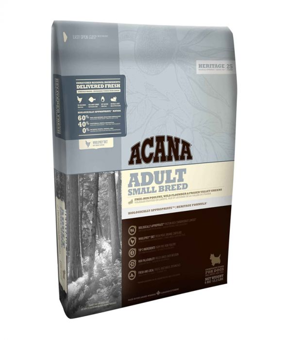 Acana Adult Small Breed (2 KG) (4597481078837)